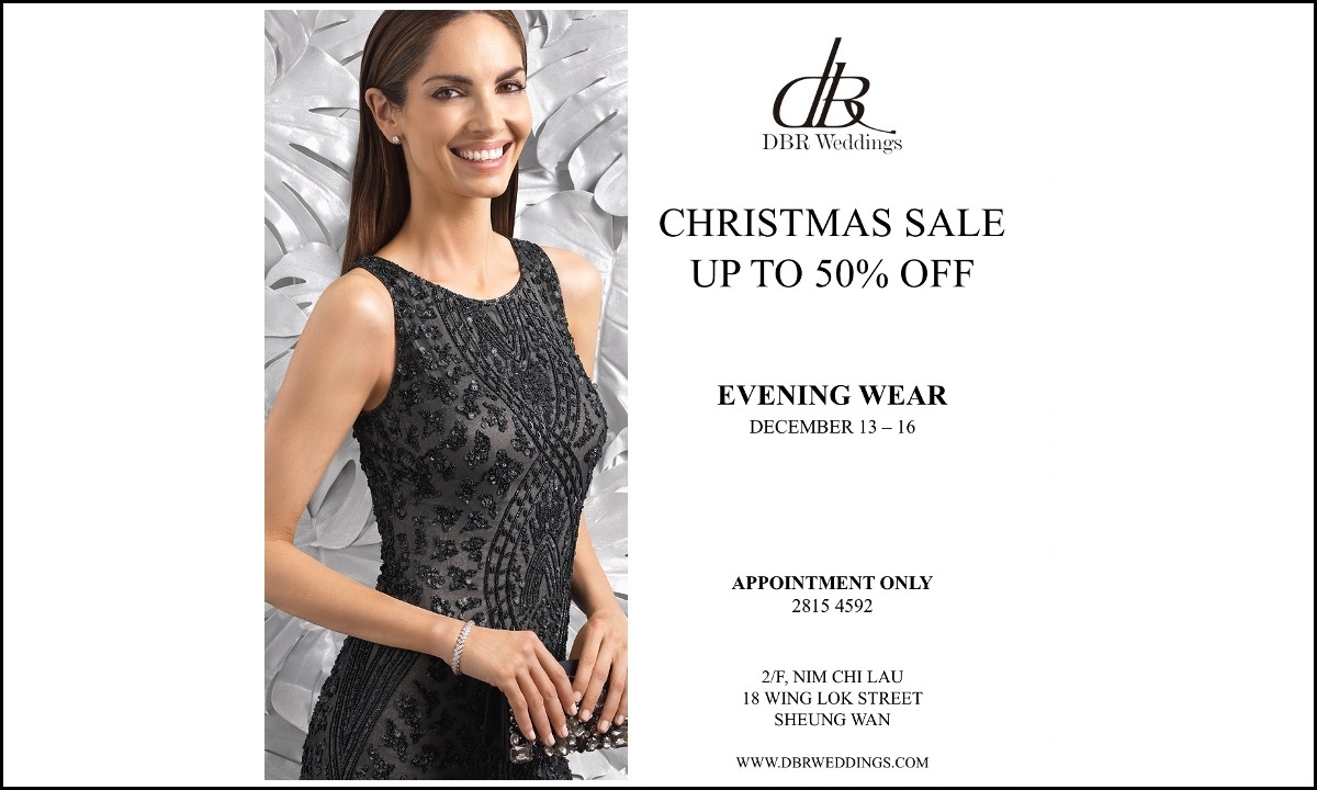 Christmas Sale - Evening Wear Up to 50% OFF