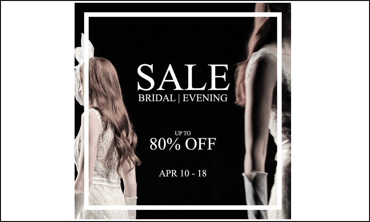 SALE | Up to 80% OFF | APR 10 - 18
